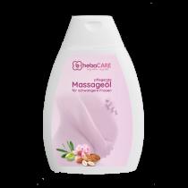 hebaCARE Pflegendes Massageöl für schwangere Frauen sensitiv